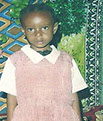 St Margaret Life's Hope Brenda a local orphan who has received aid to stay in school