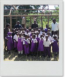 St Margaret Life's Hope education for Wasanya tribe